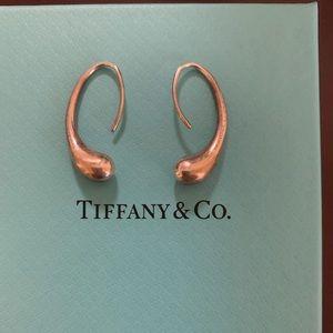 Tiffany & Co Elsa Peretti Teardrop Earrings